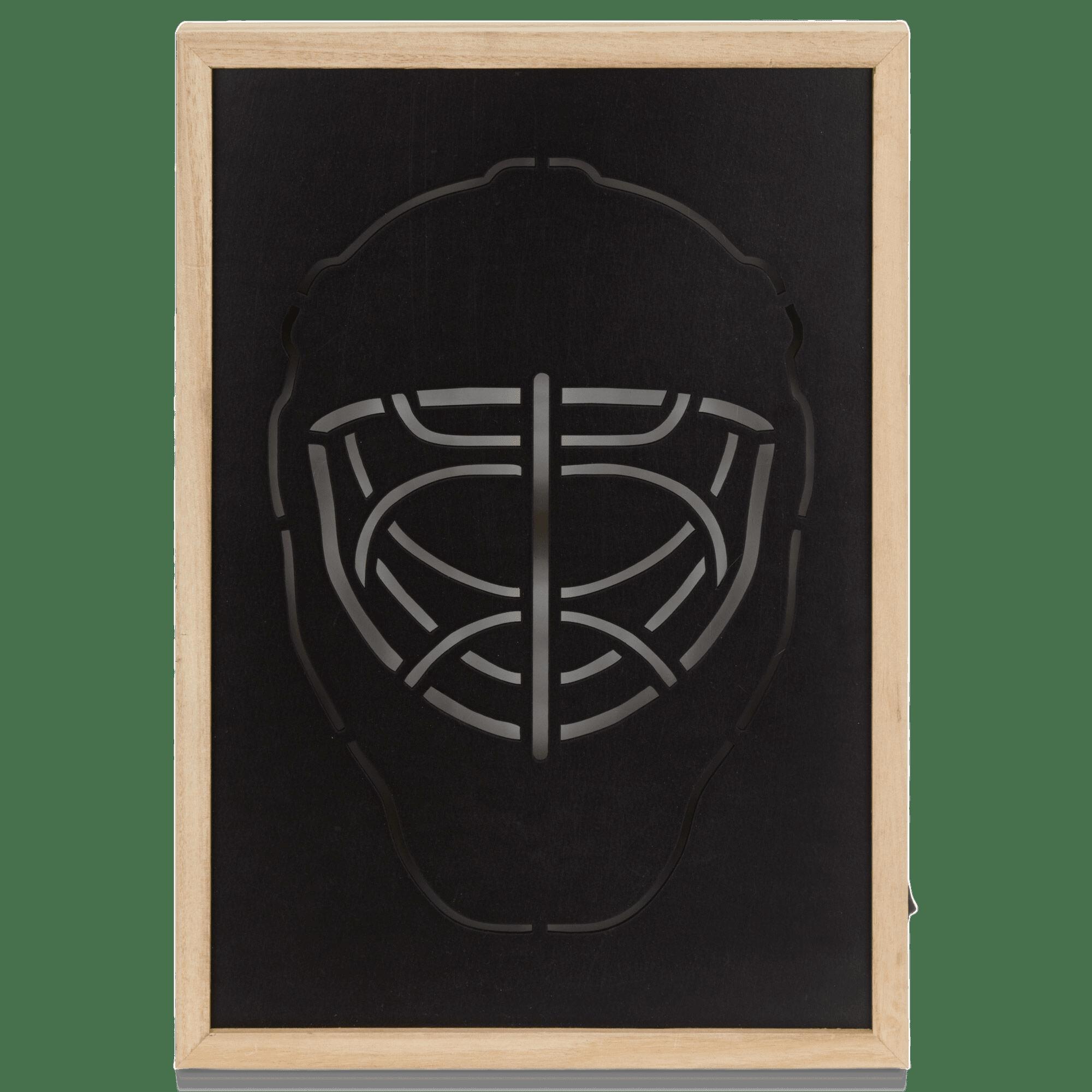 Decorative Hockey Mask LED Light