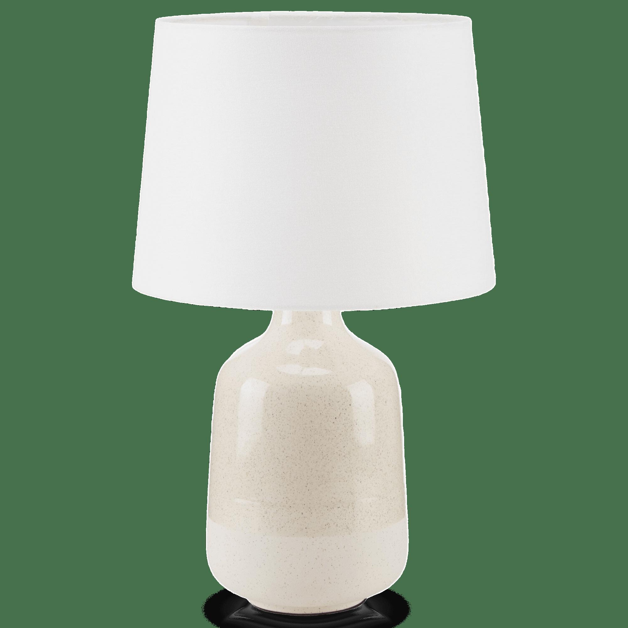 Glossed Ceramic Table Lamp