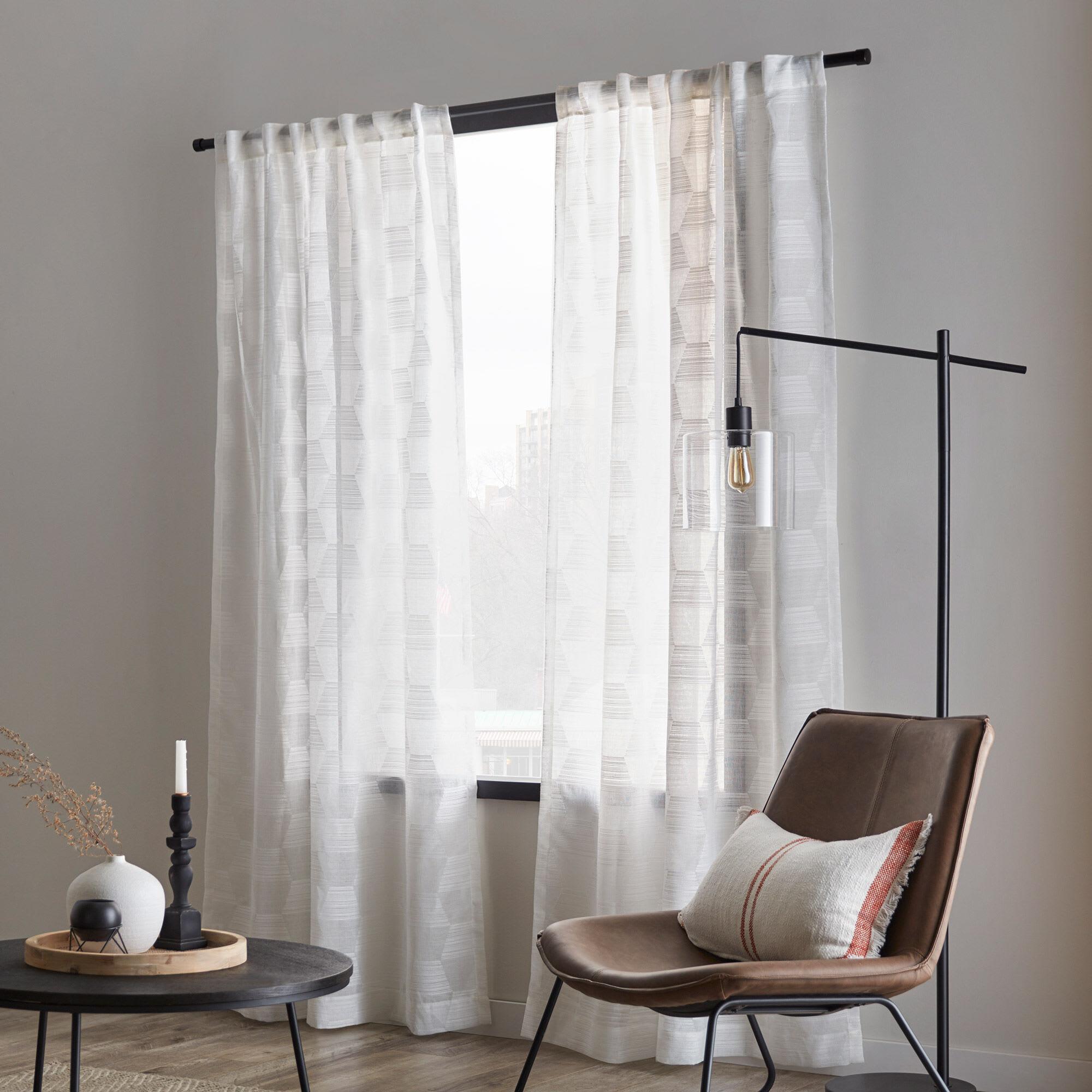 Sulli Sheer Curtain