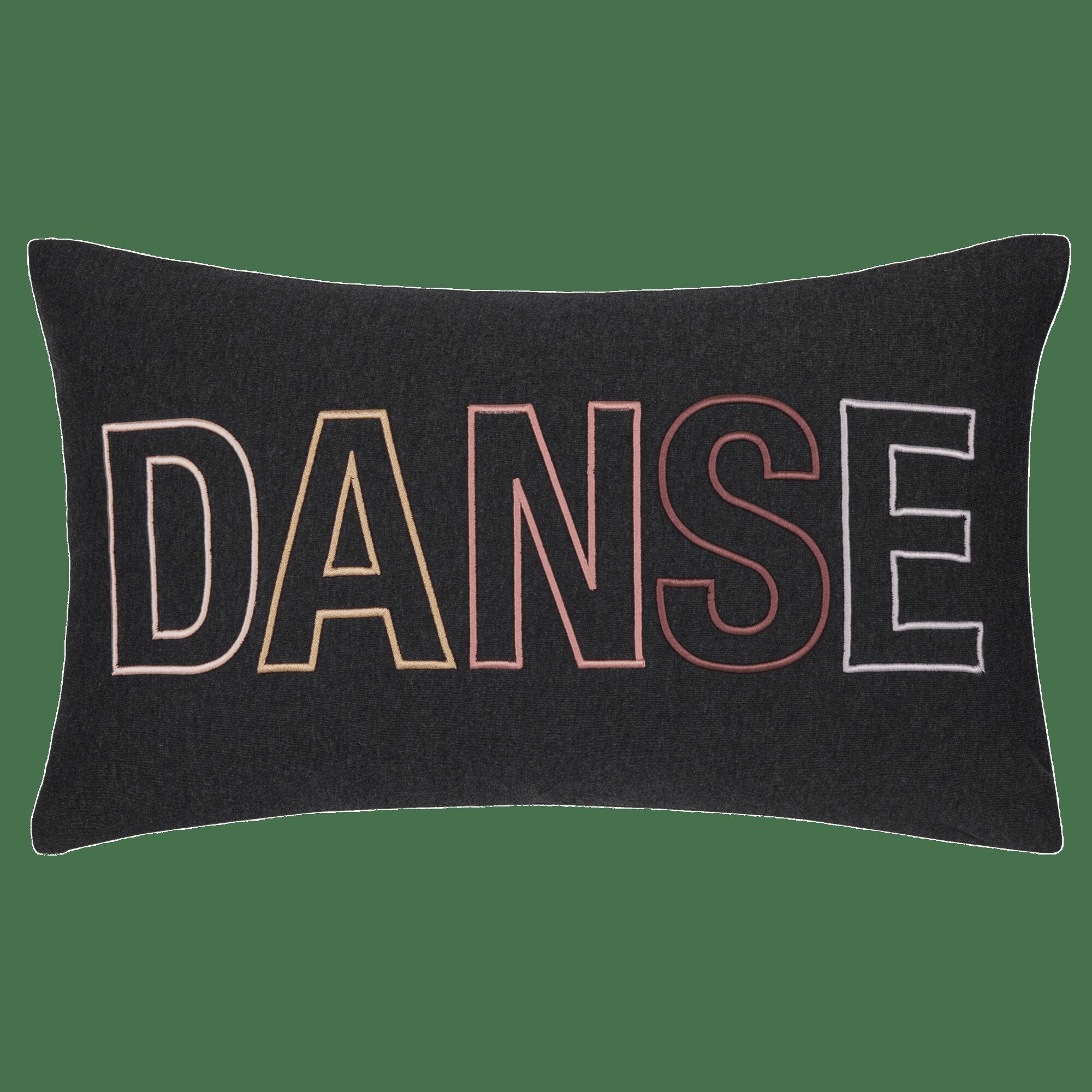 """Coussin lombaire décoratif Estela Danse 13"""" x 22"""""""