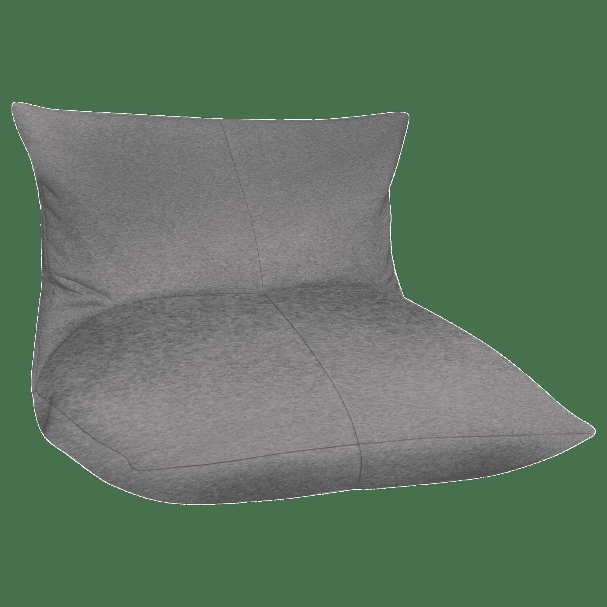 Chaise longue poire
