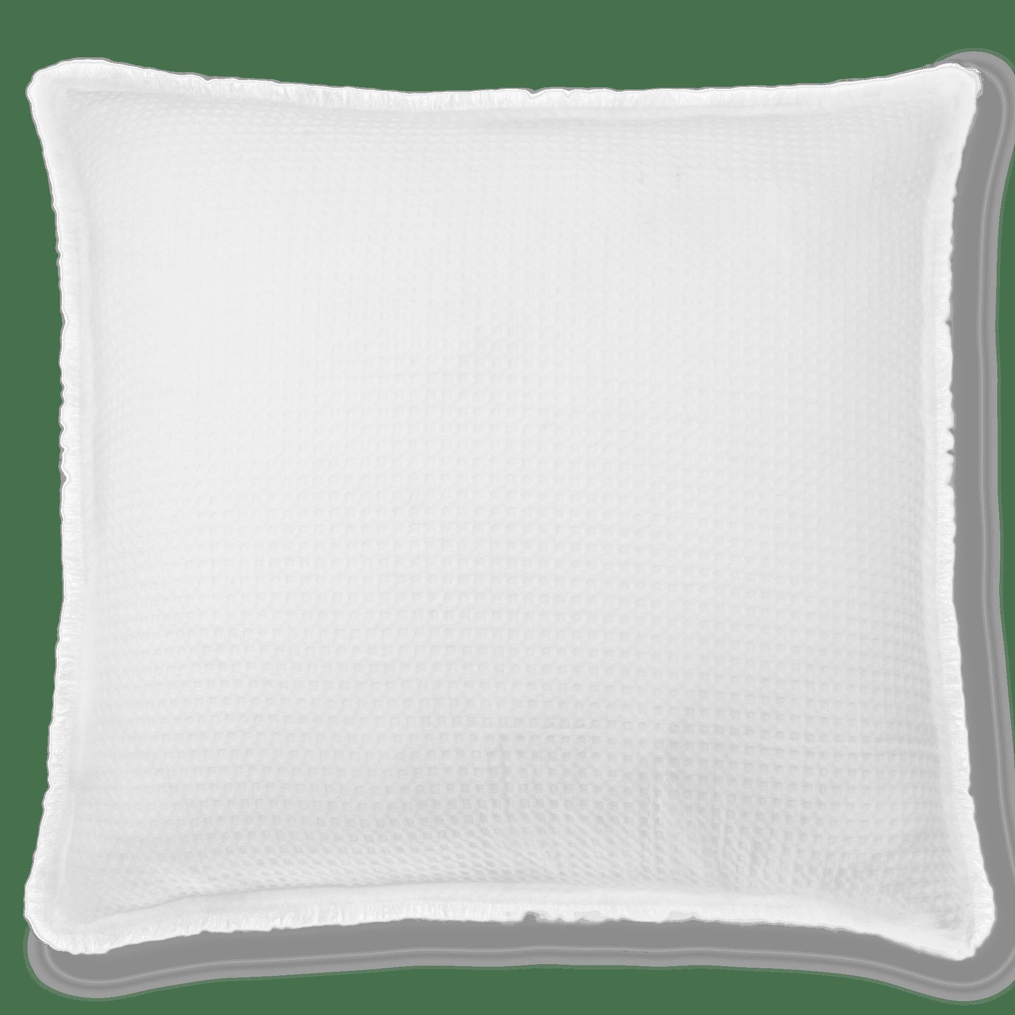 "Kristia Decorative Waffle Pillow 26"" x 26"""