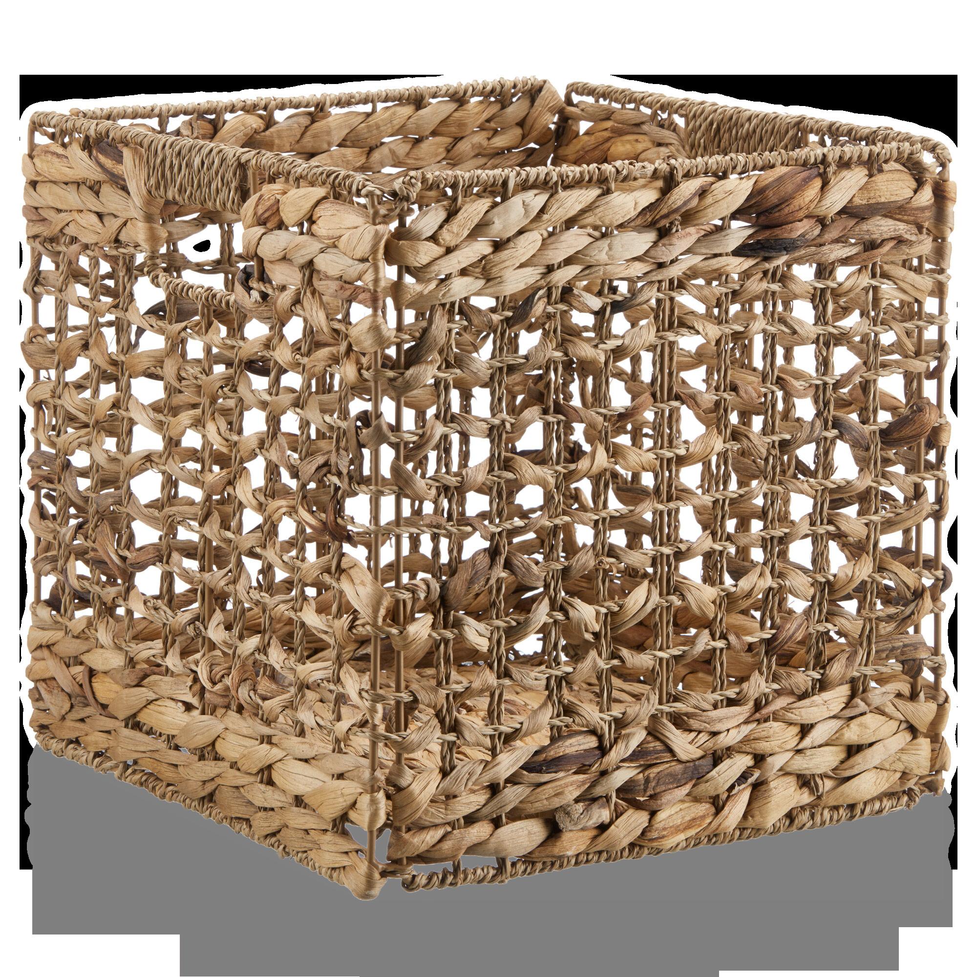 Water Hyacinth Crate