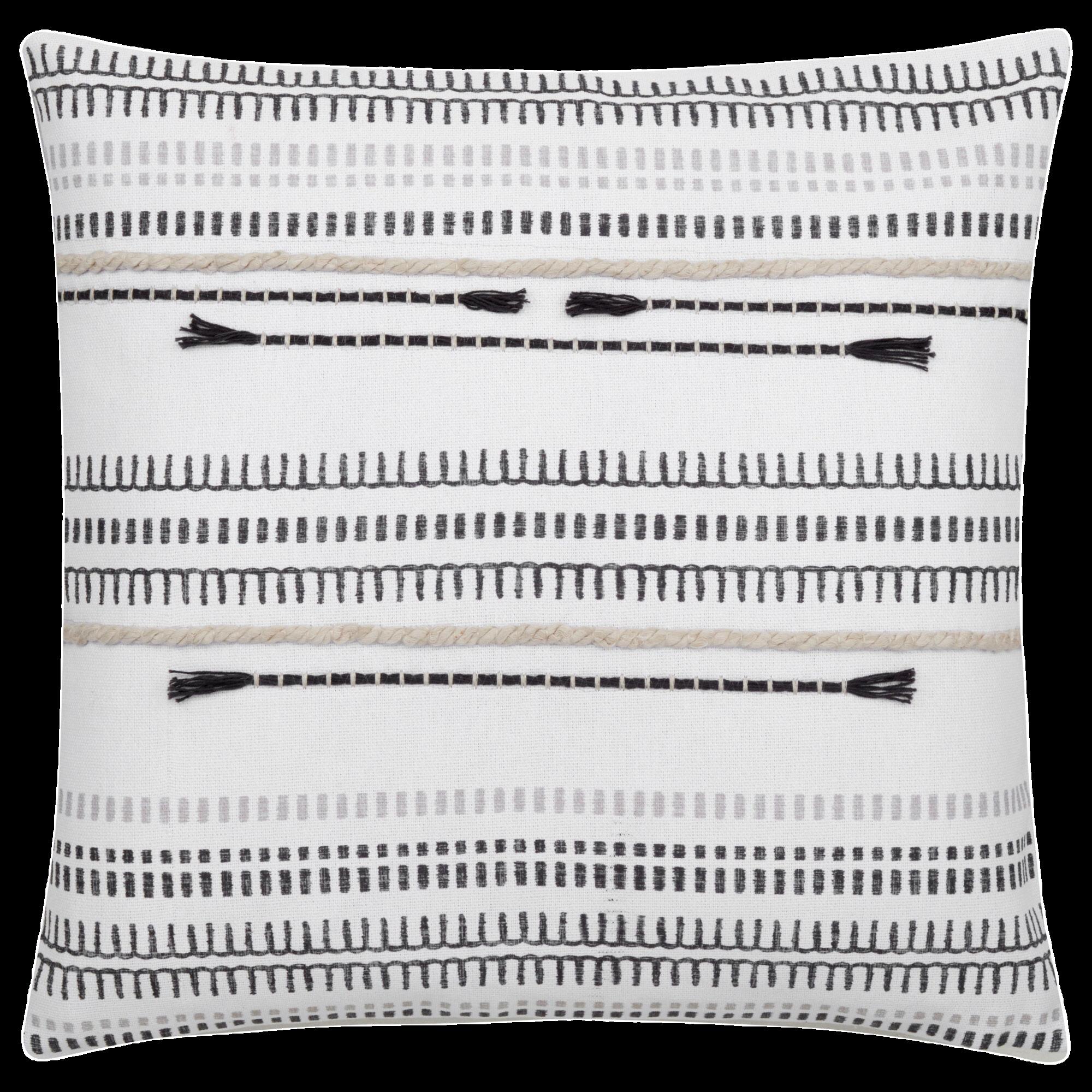 "Zenia Decorative Pillow Cover 18"" x 18"""