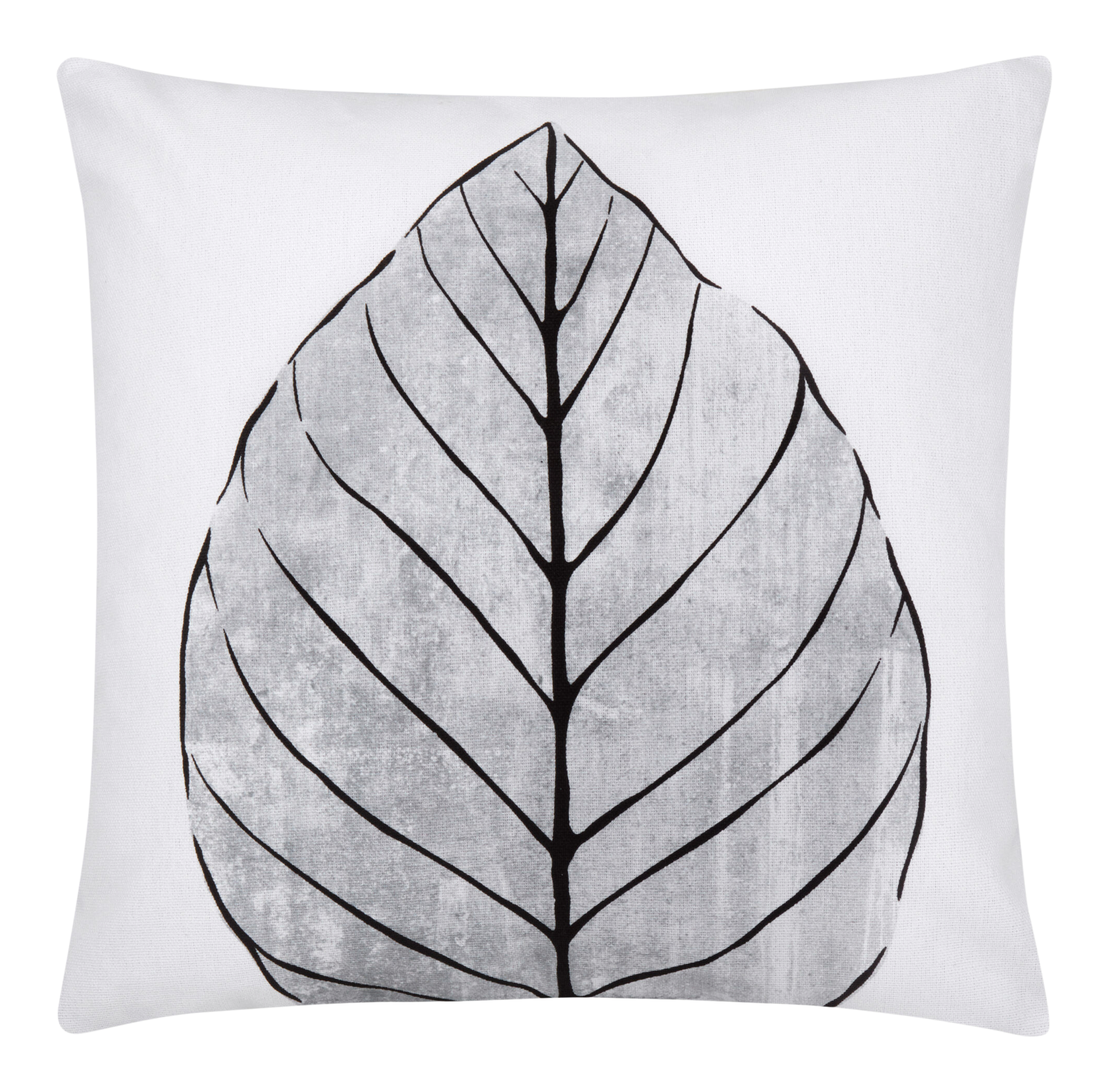 """Leev Decorative Pillow Cover 18"""" x 18"""""""