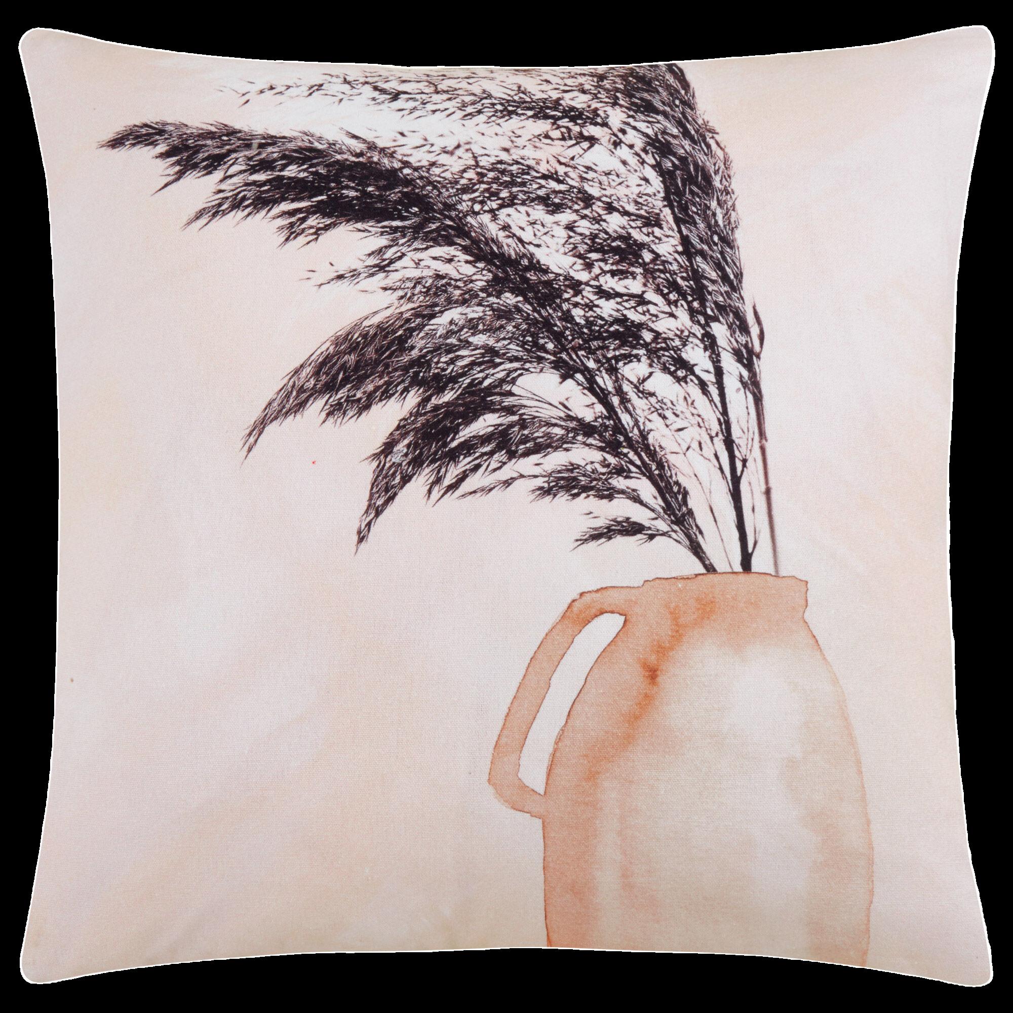 """Botina Decorative Pillow Cover 18"""" x 18"""""""