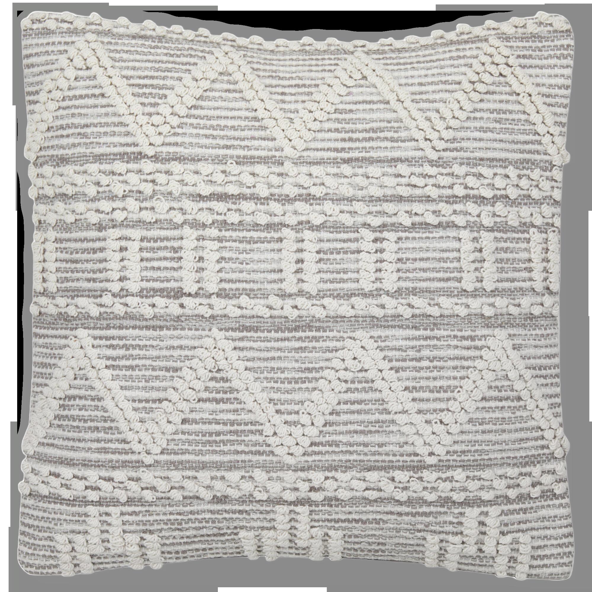 "Yista Woven Knot Decorative Pillow 20"" x 20"""