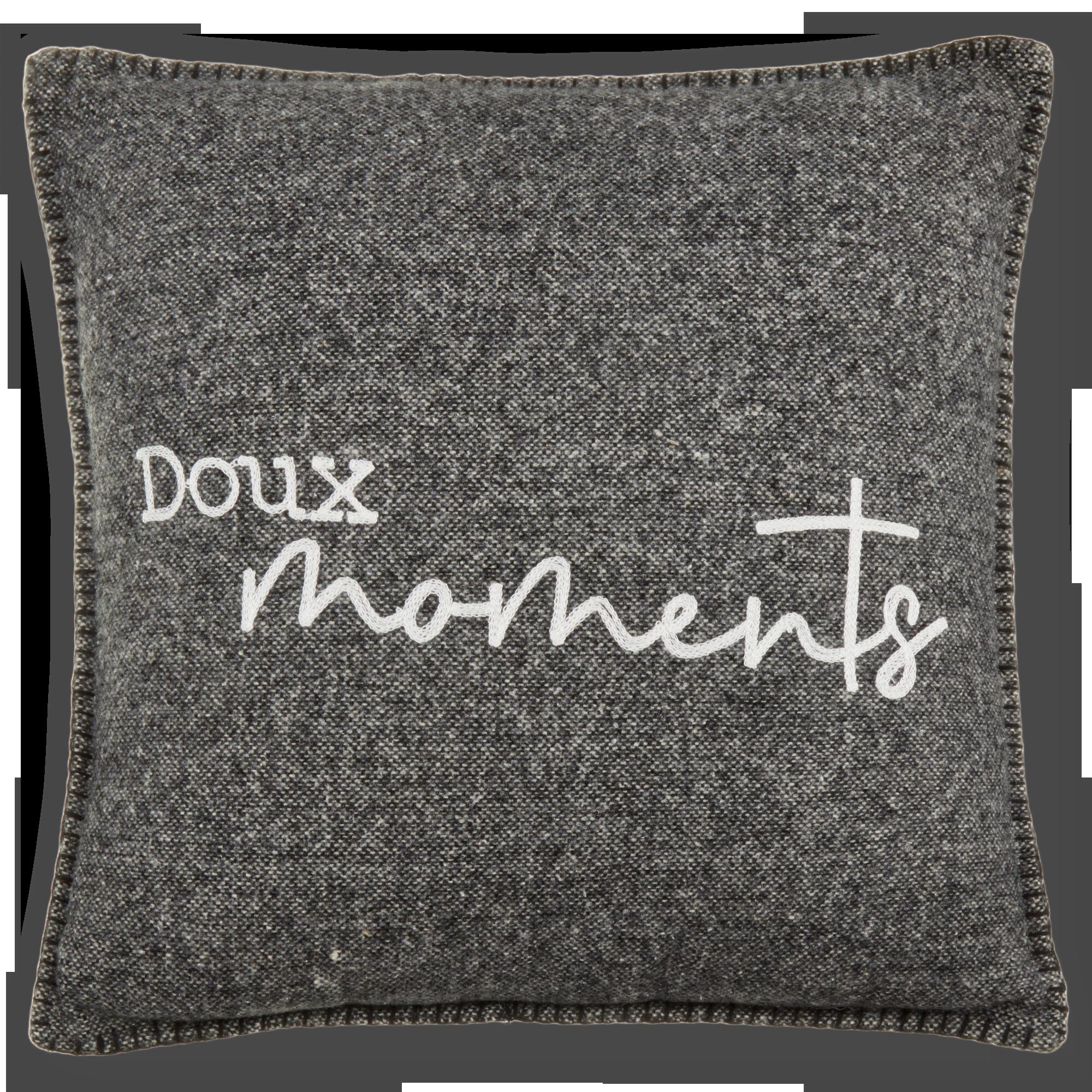 """Lazare Decorative Typography Pillow 18"""" x 18"""""""